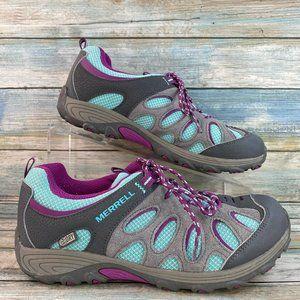 Merrell Chameleon Blue Waterproof Hiking Shoe
